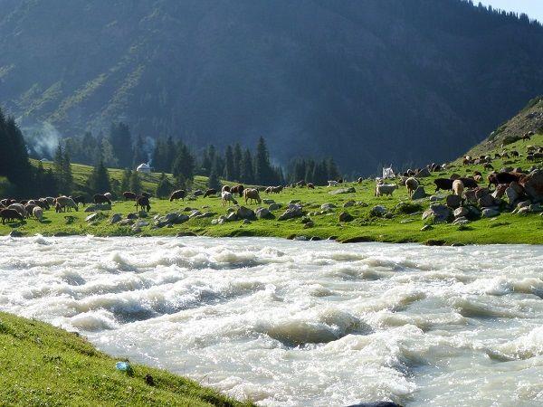 Kyrgyzstan Trekking Tour