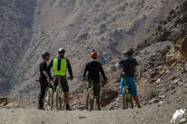 Tajikistan Mountain bike and trekking tour