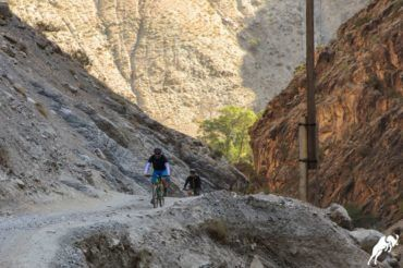 Tajikistan mountains bike tour