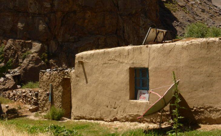 Guesthouse Jisew Valley, Tajikistan