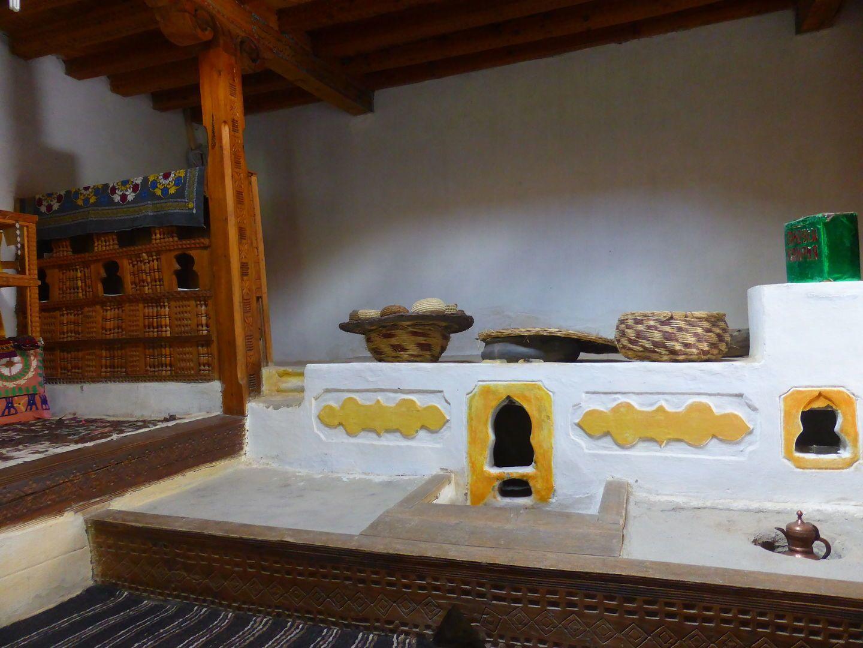 inside the pamiri house