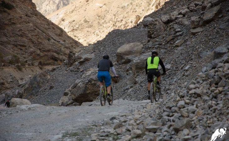 Tajikistan. Tajikistan Cycling Holidays