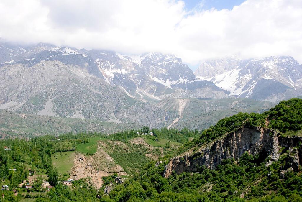 Arslanbob tour