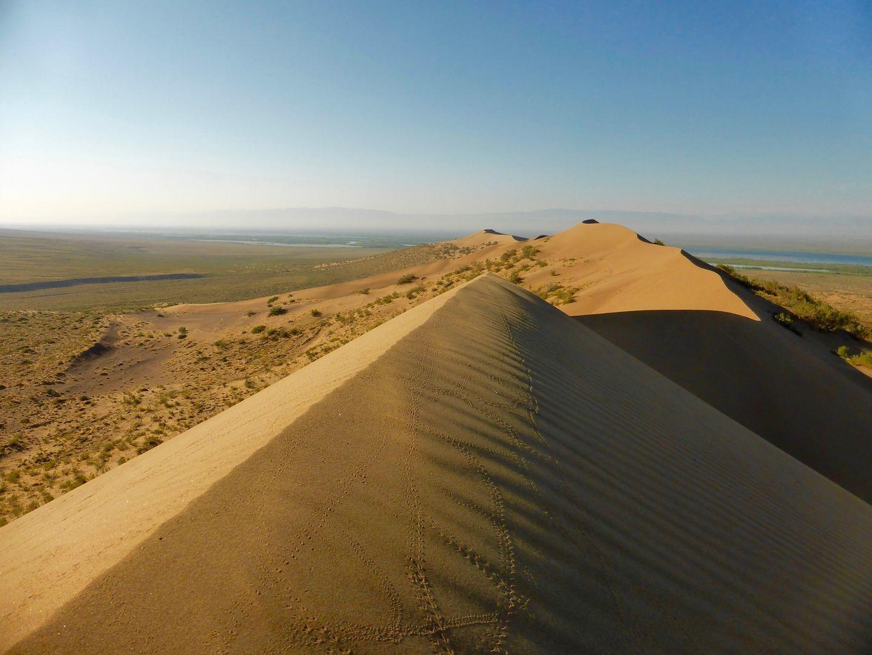 Central Asia, tourism