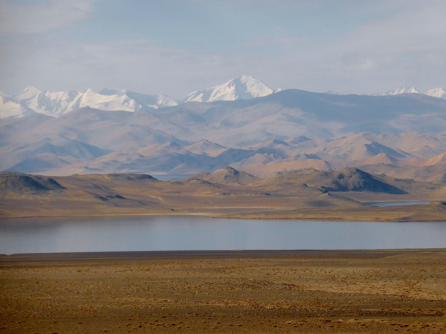 Pamir Highway, Central Asia