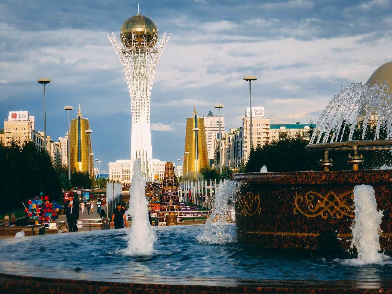 Kazakhstan Tour, Astana