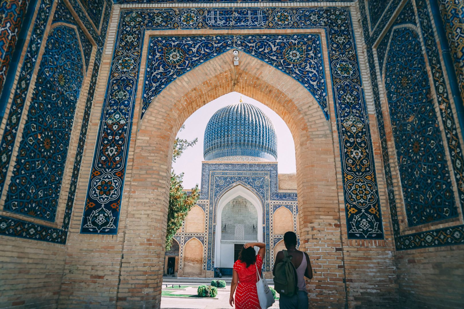 Central Asia Travel, Silk Road