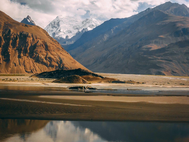 Central Asia, Tajikistan