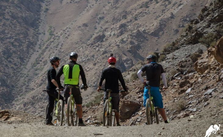 Mountain bike tour Tajikistan