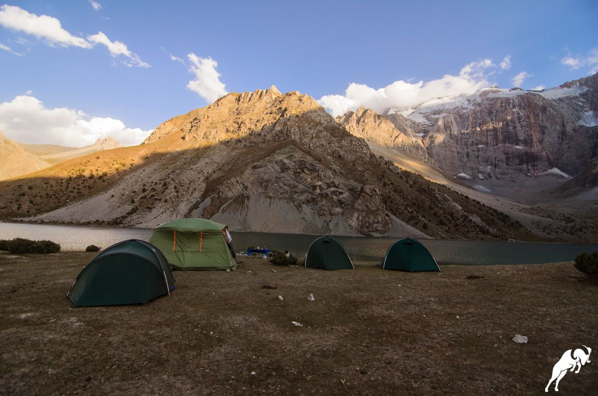 Tajikistan tour, Kulikalon lake