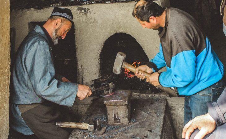 Istaravshan,Tajikistan
