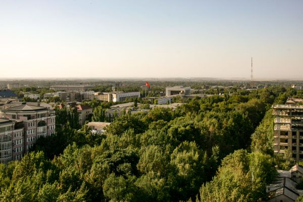Bishkek -Quick Travel Guide, kyrgyzstan, central asia