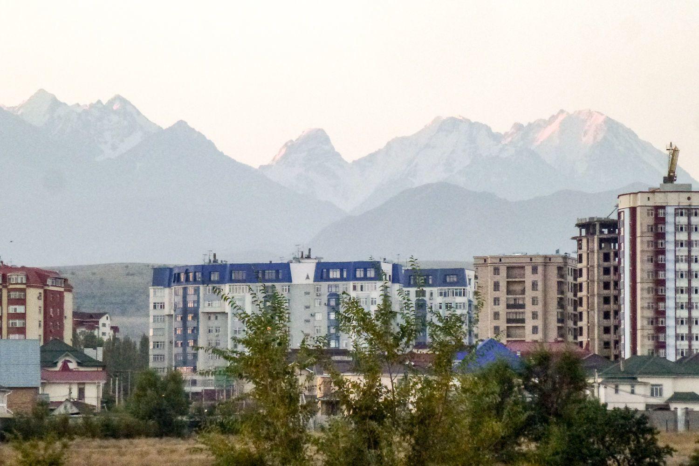 apartments in Bishkek travel guide
