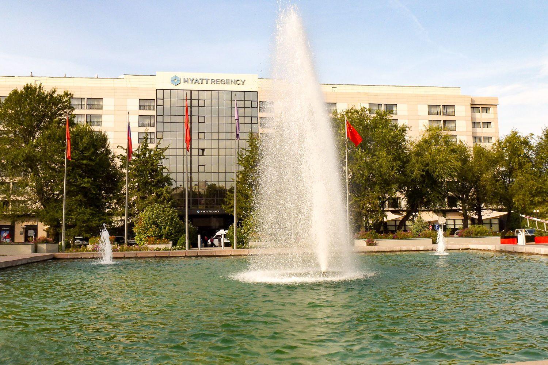 Hyatt hotel Bishkek travel guide