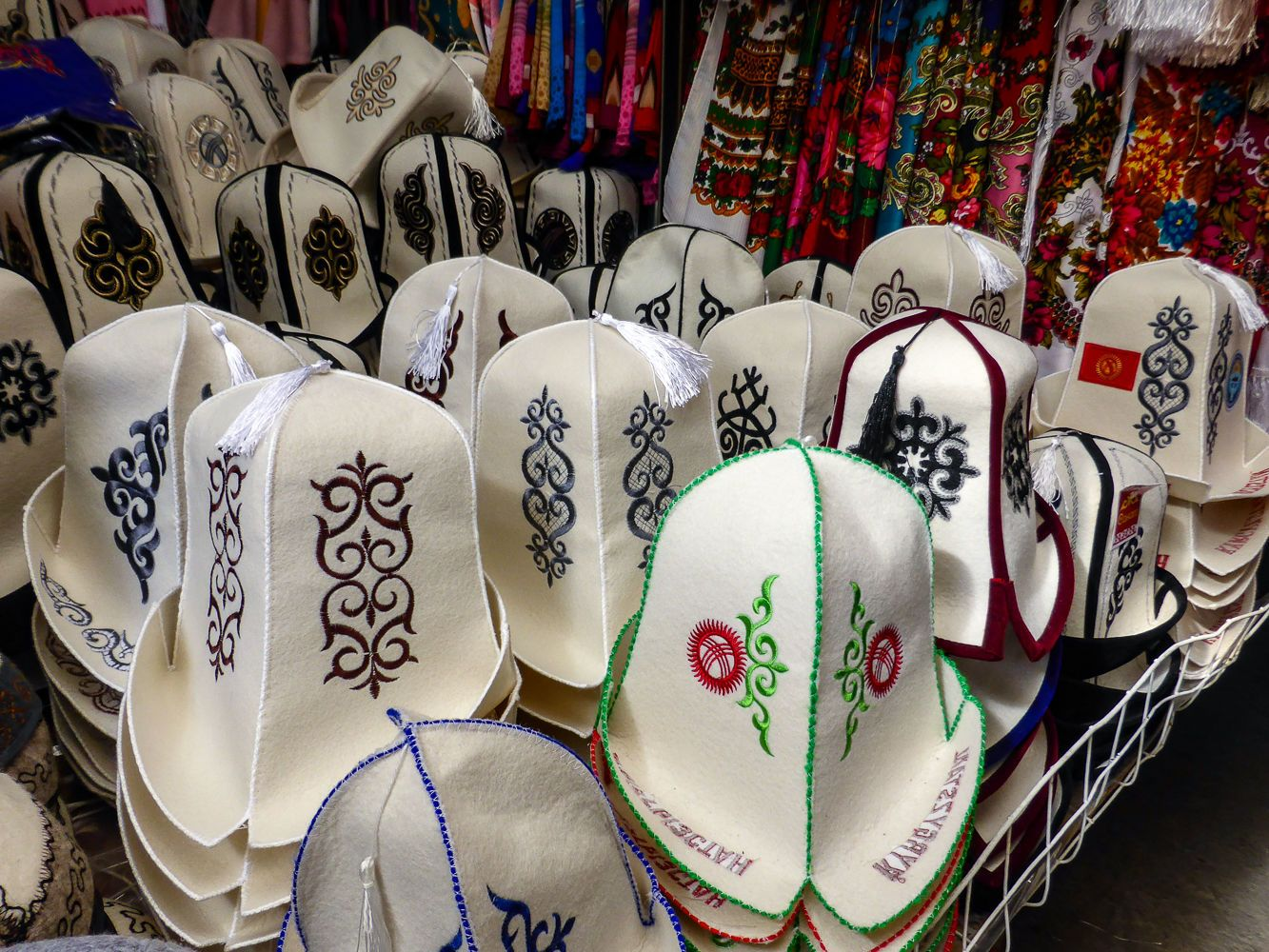 Osh Bazaar- Bishkek city tour shopping