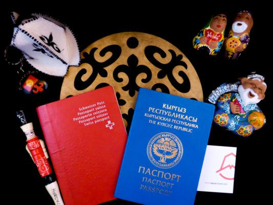 visa guide central asia