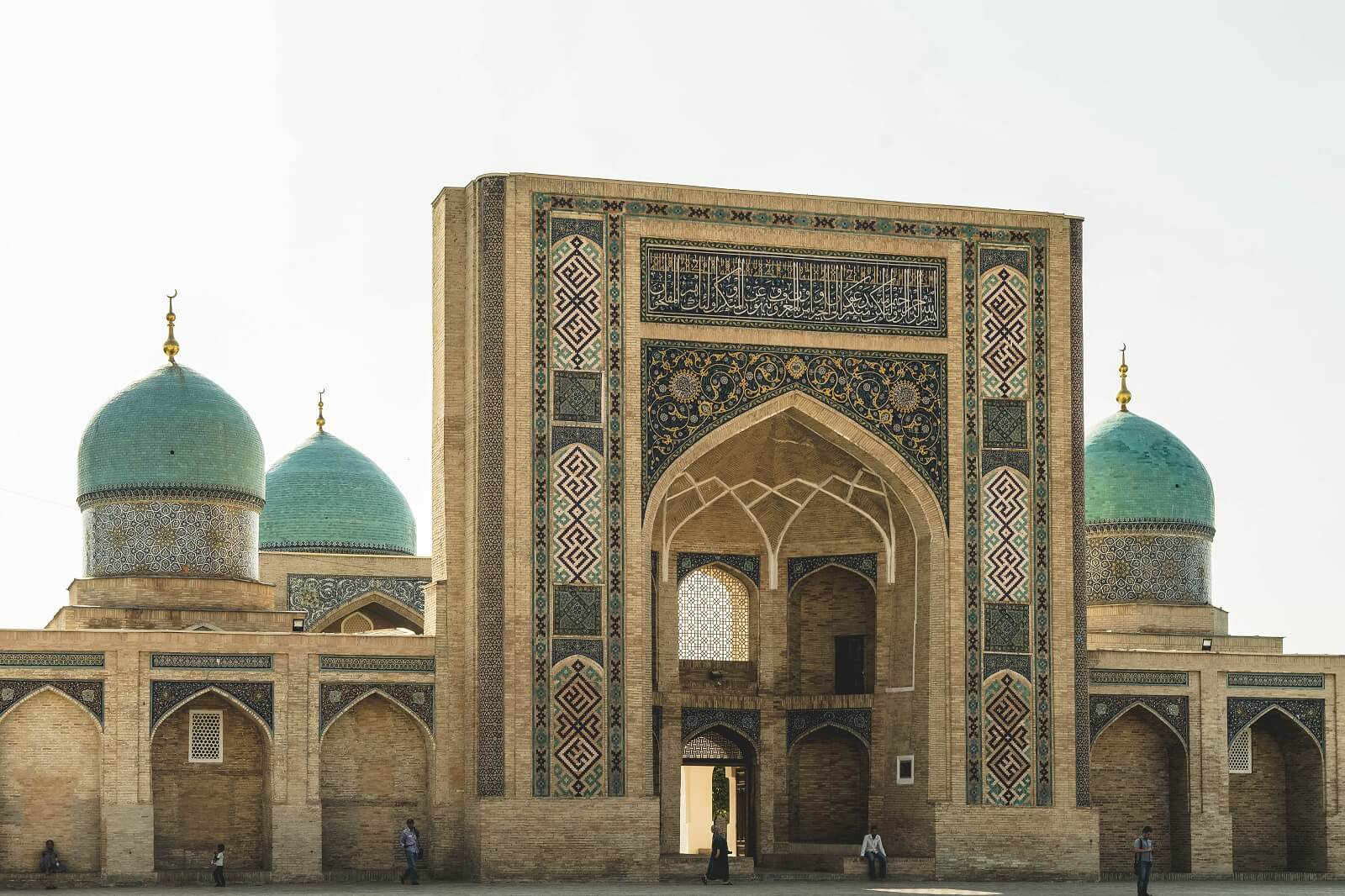 Central Asia, Silk Road Tour
