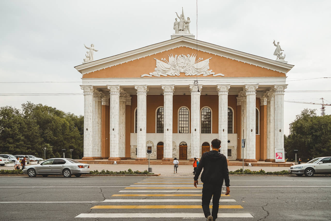 Bishkek Opera & ballet