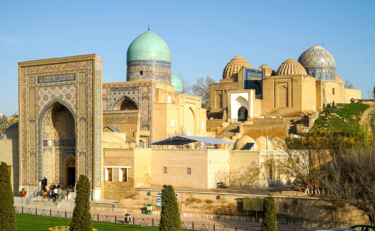 Central Asia's top places to see