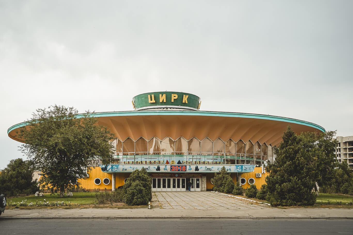 Circus in Bishkek