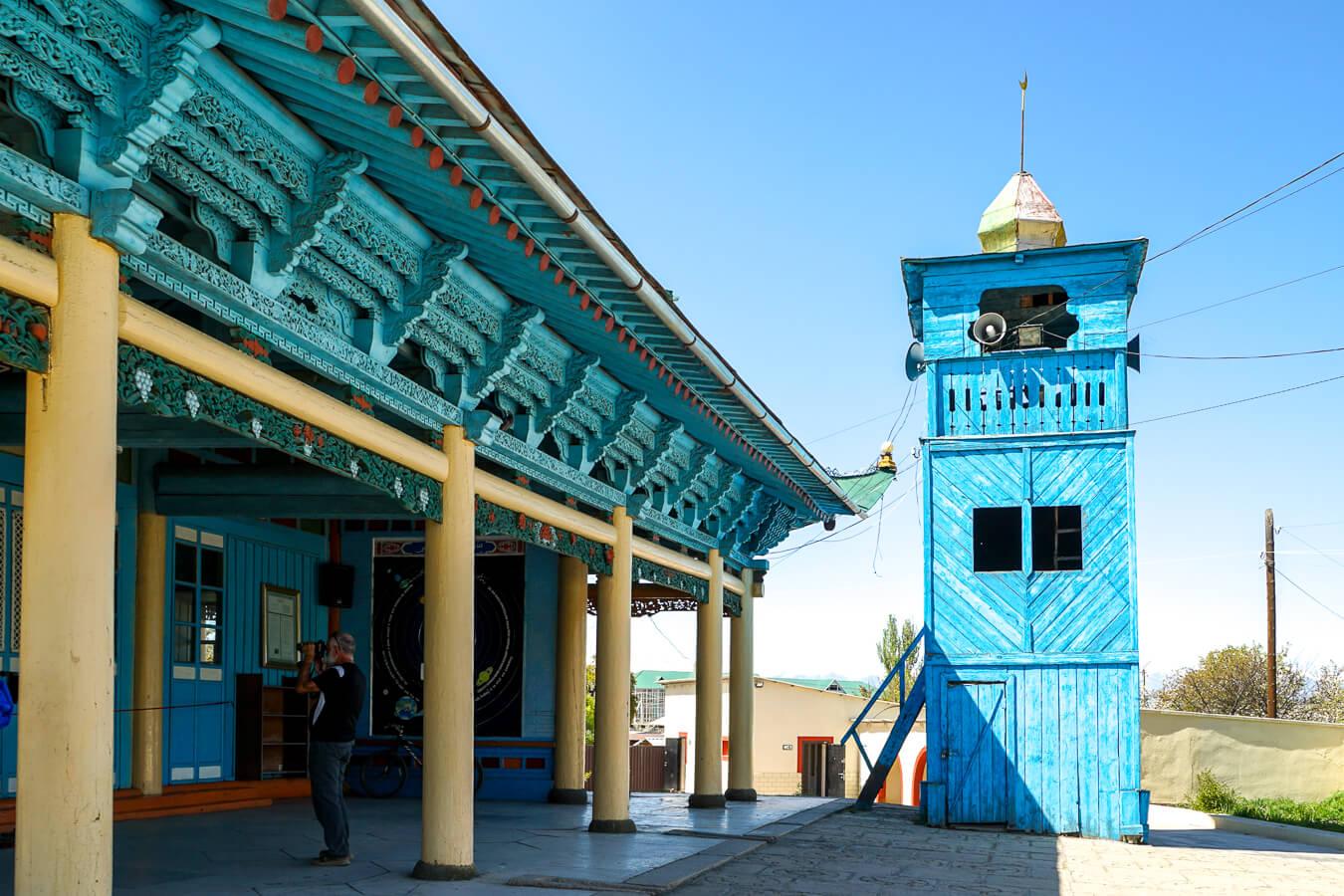 karakol Moschee in Kirgistan