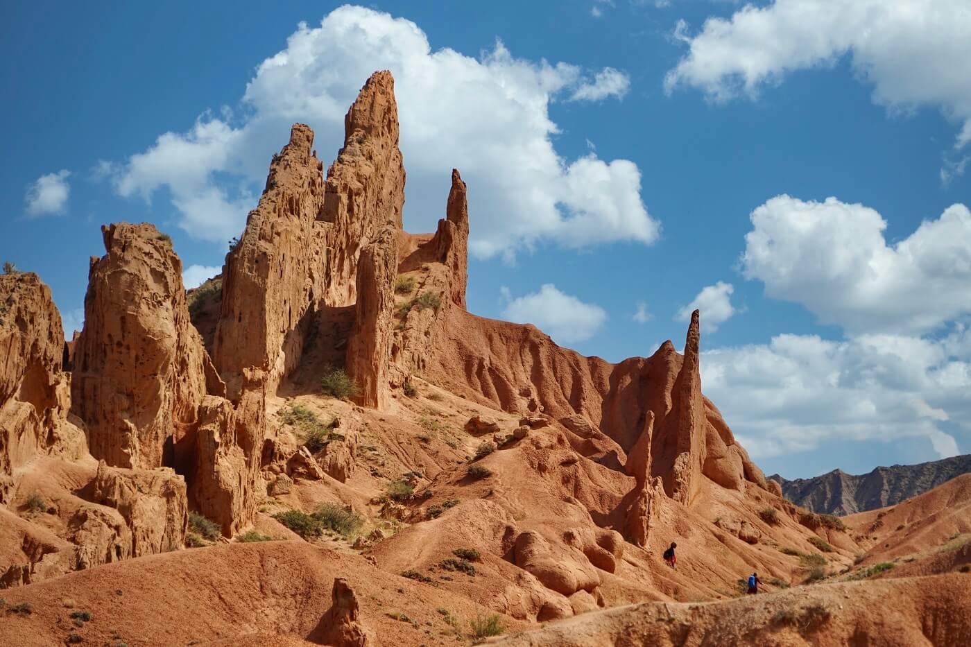Kyrgyzstan Skazka canyon