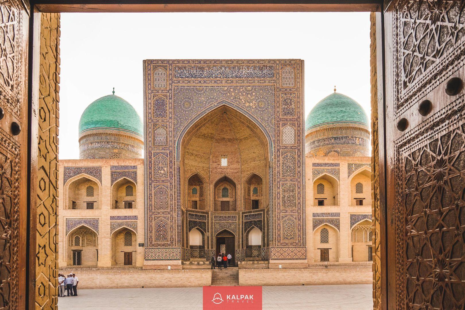 Zentralasien, Usbekistan Sehenswürdigkeiten