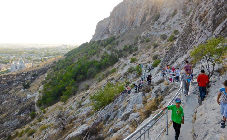 sulaiman mountain