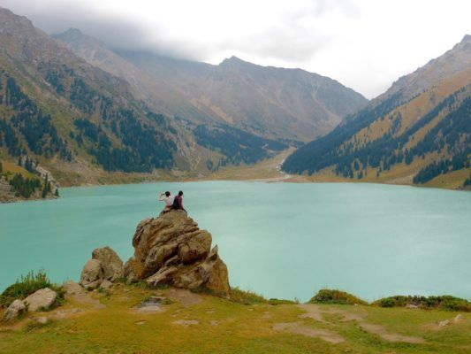 top places Kazakhstan central asia