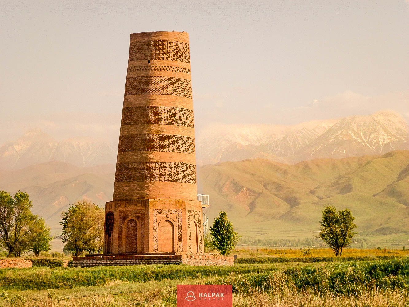 Kyrgyzstan travel, Burana Tower, top places to visit