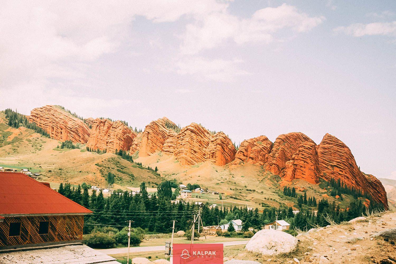 Kyrgyzstan, Djeti Oguz