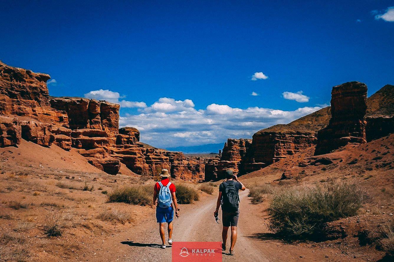 Kazakhstan travel, Charyn Canyon