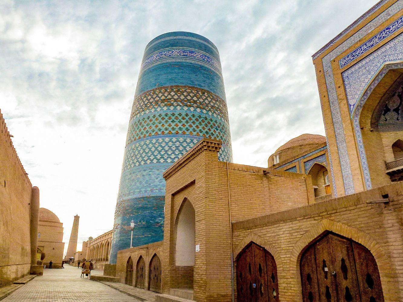 Uzbekistan travel highlights