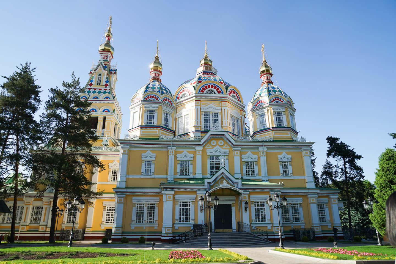 Almaty Kirche in Kasachstan