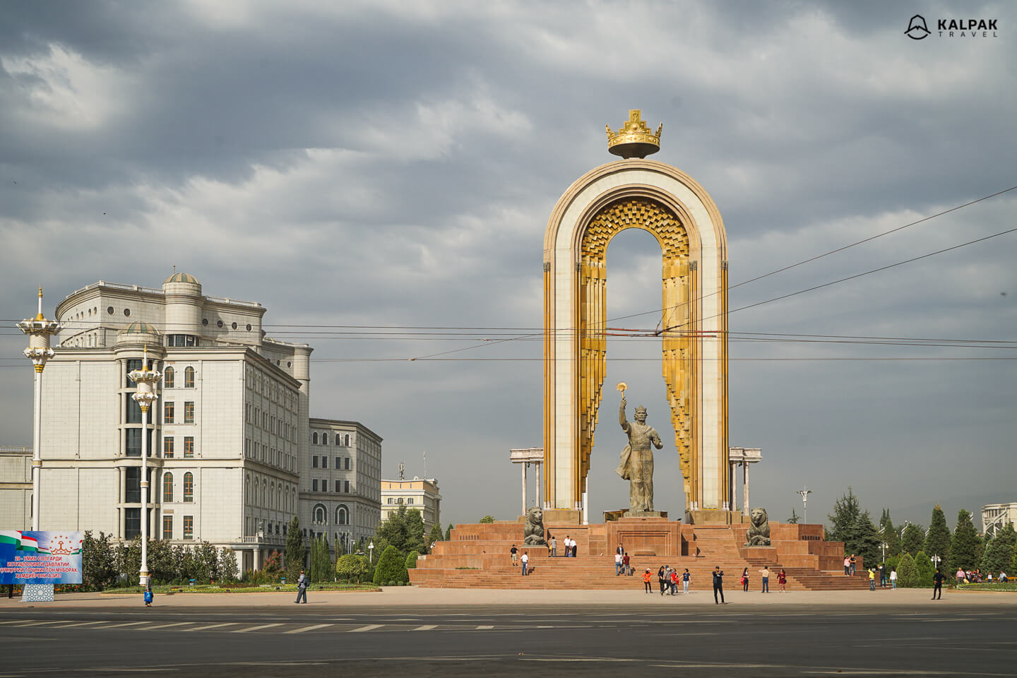 Dushanbe is one of the top places to see in Tajikistan