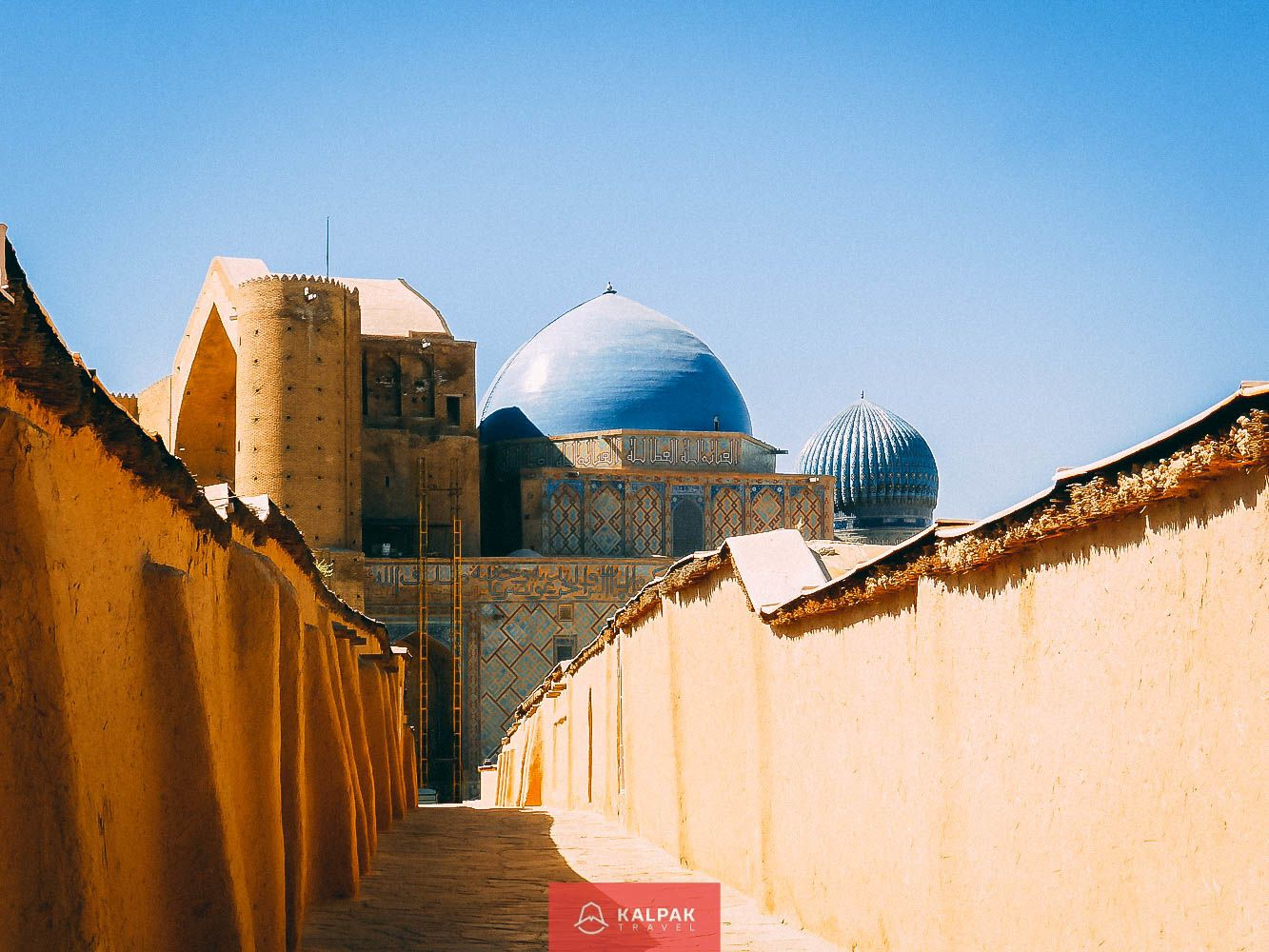 Kazakhstan Travel, Turkestan