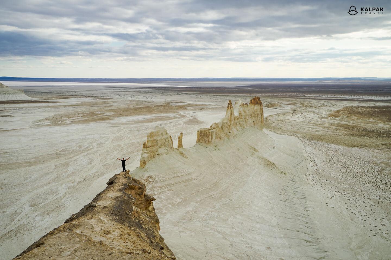 Mangystau region in Kazakhstan