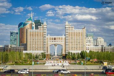 Nur-Sultan is the capital of Kazakhstan