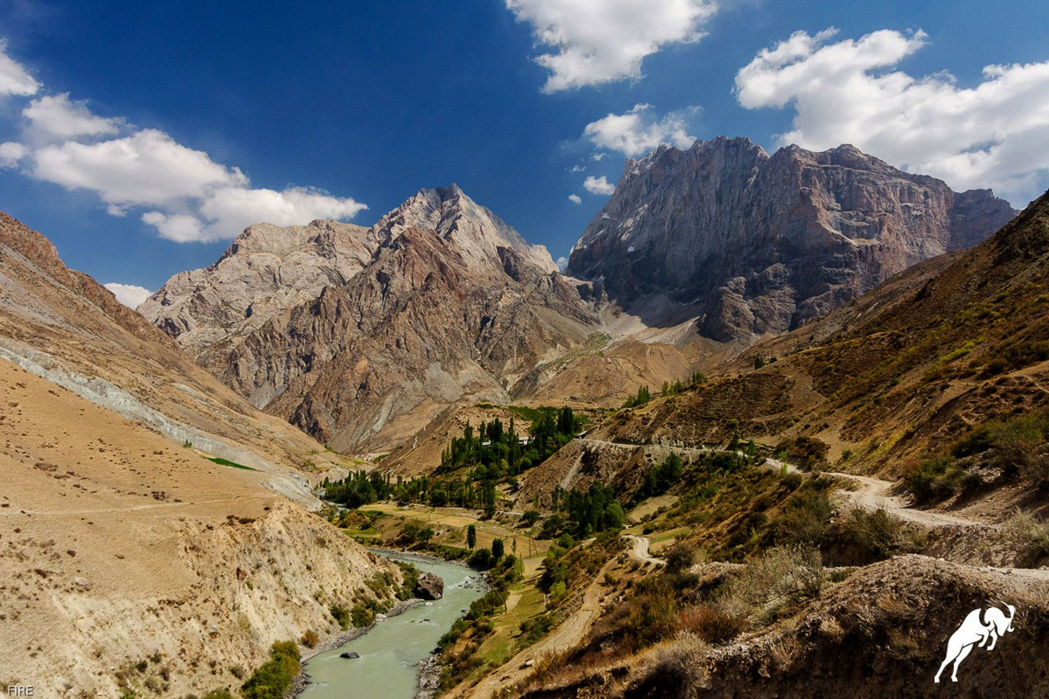 yamchun valley, top ten places to see in tajikistan