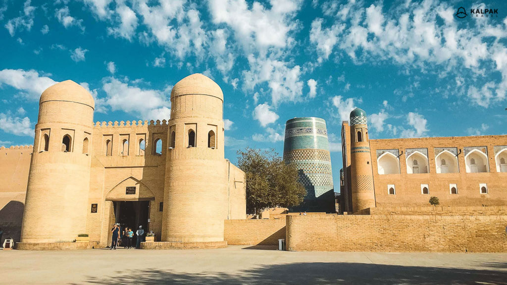 Khiva is one of the top places to see in Uzbekistan