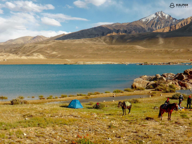 Yashilkul lake Tajikistan