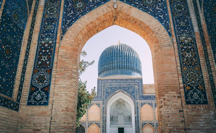 Samarkand never fails to impress visitors with their fabulous mosques, madrassas and mausoleums.