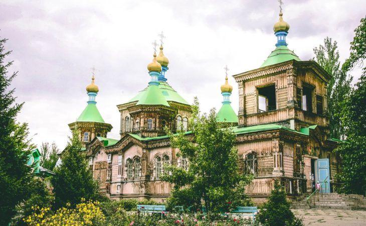 Karakol City Tour, Kyrgyzstan Church