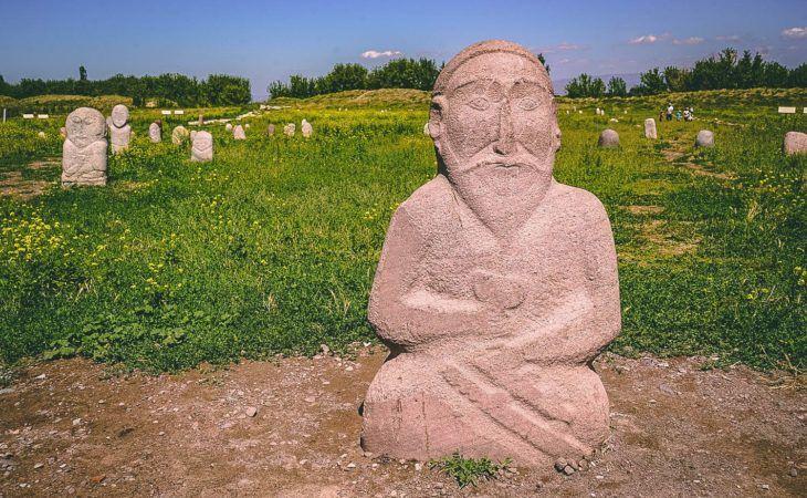 Kyrgyzstan Tour, Balbal