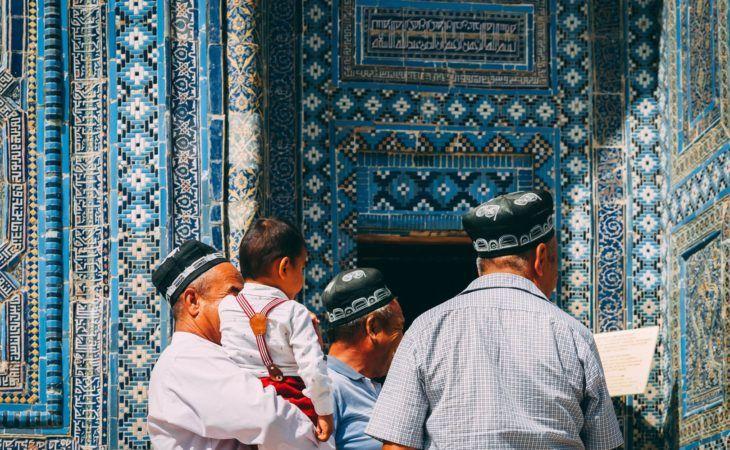 Samarkand city & its people