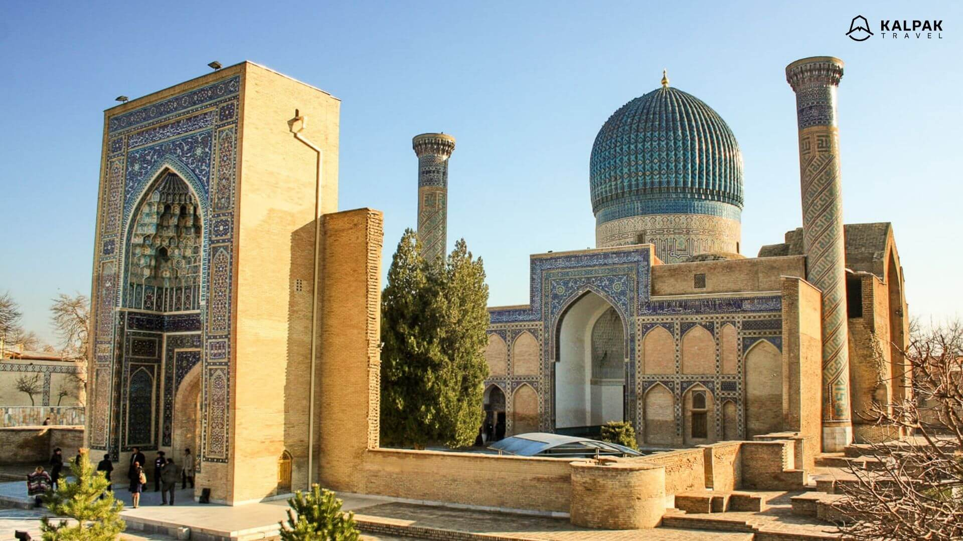 Gur Emir of Tamerlane in Samarkand