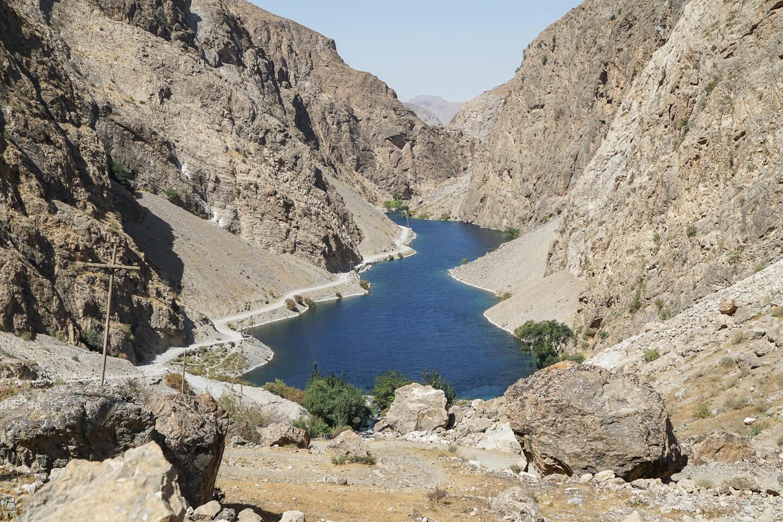 Tadschikistan Sieben Seen Wanderung