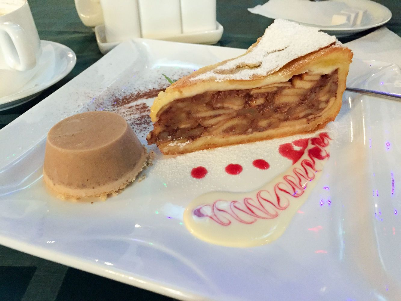 applie pie and desert in Central Asia