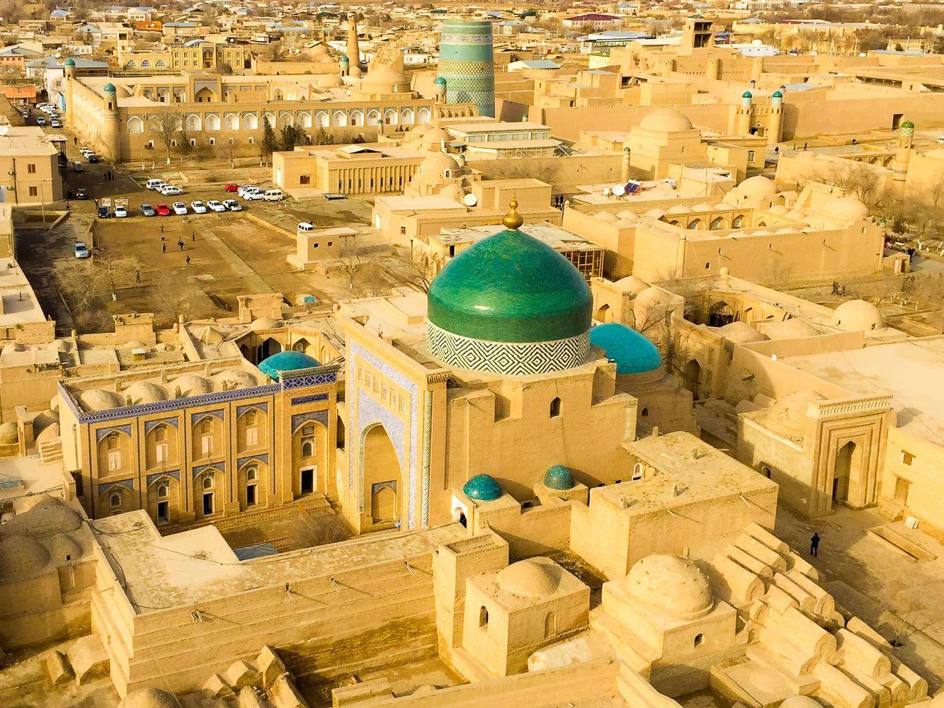 Khiva, Uzbekistan UNESCO World Heritage