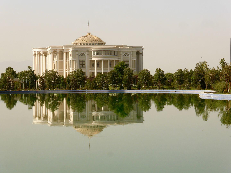 Dushanbe, Tajikistan capital